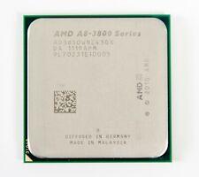 AMD A8 3850 Quad Core 2.9 GHz / 4MB Socket FM1 CPU with AMD Radeon HD Graphics