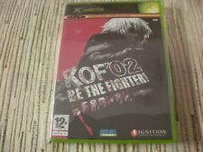 X-BOX XBOX THE KING OF FIGHTERS 2002 KOF 02 BY THE FIGHTER! SNK PLAYMORE NUEVO