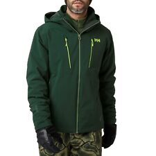 Helly Hansen Alpha 3.0 Jacket - Men's - Large / Scarab Green