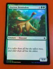 1x Ancient Brontodon   FOIL   Ixalan   MTG Magic Cards