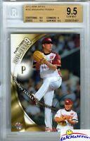 2012 BBM Japan #358 Masahiro Tanaka BGS 9.5 GEM Yankees 175 Million-Cy Young?