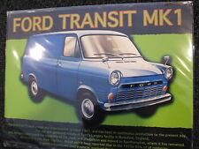 Metal Sign Ford Transit Mk1 (40 x 30 cm)