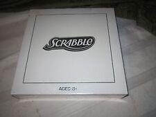 Scrabble Pearl Collector's Edition Board Game Hasbro NEW 2013 Set Look