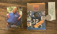 Oj Simpson trial Of The Century Collectible card set