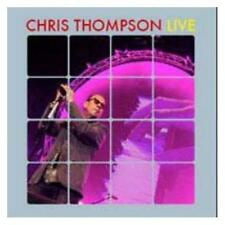 Chris Thompson Live CD NEW SEALED 2008 Manfred Mann's Earthband