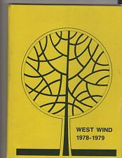 1978-1979 WEST HOLLOW MIDDLE SCHOOL YEARBOOK (MELVILLE, LI, NY)