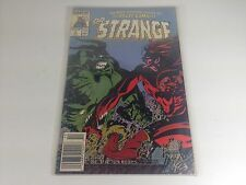 Comics marvel doctor strange 1989 VO etat proche du neuf mint collector