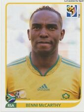 N°046 BENNI McCARTHY # STICKER PANINI WORLD CUP SOUTH AFRICA 2010