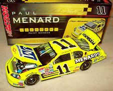 PAUL MENARD 2006 JOHNS MANVILLE #11 DEI 1/24 XRARE 1 of 48 NASCAR DIECAST NEW