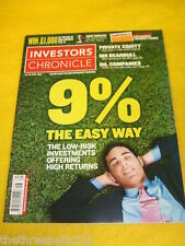 INVESTORS CHRONICLE - 9% THE EASY WAY - APRIL 20 2007