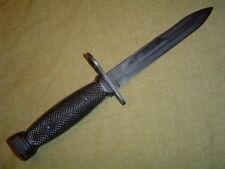 """M7 """"Knife""""Rubber Replica Vietnam Reenacting Airsoft Reenacting"""