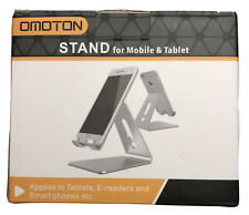 Omoton Mobile & Tablet Stand Silver