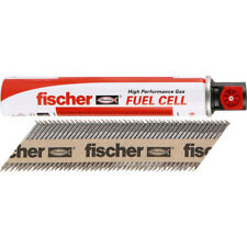 NEW Fischer Galvanised Nail Fuel Pack 3.1 x 90mm Smooth