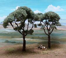 AUSTRALIAN MODEL IRONBARK GUM TREE HO SCALE X 2