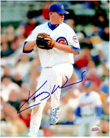 Kerry Wood Autographed 8x10 Baseball Photo