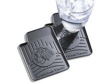 WeatherTech Floor Mat FloorLiner Drink Coasters - Chicago Blackhawks - Set of 4