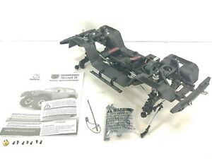 NEW: Redcat GEN8 V2 Scout II 1/10 Scale Electric Crawler Roller Slider Chassis