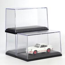 3PCS Suit 1/64 Model Car Display Case/Box for Matchbox Hot Wheels KYOSHO TOMICA