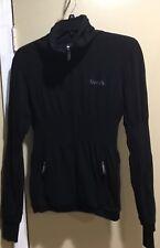 Women's Bench Black Zip Up  Sweatshirt Size~ XL