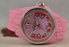 Von Dutch Ladies 39mm SWISS MADE Pink Angel Watch - $434.00 Tag Attached