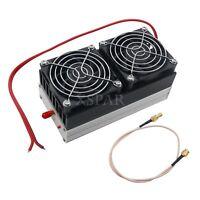 400MHz-470MHz 80W-90W UHF Ham Radio Power Amplifier for Interphone Car Radio X-
