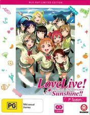 """LOVE LIVE! SUNSHINE!! Season 1, LTD Edition"" Blu-ray 2 Disc Set -Region [B] NEW"
