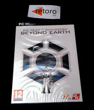 SID MEIER'S CIVILIZATION BEYOND EARTH PC DVD Pal-España NUEVO Precintado español