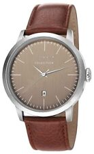 Esprit Collection Men's Watch Soter Brown EL102131F02 Analogue Leather Brown