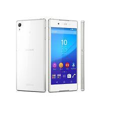 Sony Ericsson Xperia Z3+ E6553 32GB 3G 4G LTE Androide Teléfono Móvil - Blanco