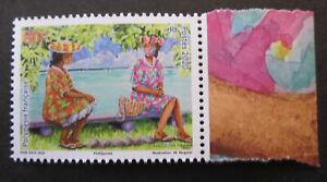 Medizin Frauen mit Schutz (Gesicht) Franz.Polynesien  2020