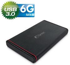 """2000 GB externe 2,5"""" SATA - 6G Festplatte - FANTEC225U3-6G - USB 3.0 Superspeed"""