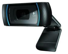 Logitech HD Pro Webcam C910 with 1080p Video PC and Mac
