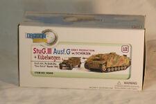 Dragon Armor 60409, 1/72 StuG III and Kubelwagen 2-Piece Set • NEW