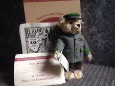 Steiff Teddy Bear Berliner Morgenpost.