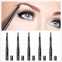 Hot Beauty 5Color Waterproof Cosmetic Eye Brow Pen Twist Up Eyebrow Liner Pencil