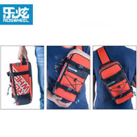 Multifunction Cycling Rear Seat Rack Trunk Bag Luggage Crossbody Chest Bag 1PC