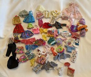 Barbie Doll Kelly Stacie Used Clothes Lot