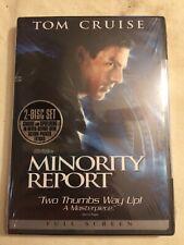 Minority Report - Dvd (2-Disc Set) -Tom Cruise - *New & Sealed*
