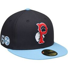 Pawtucket Red Sox Hat New Era 5950 Fitted 7-3/8, Player Created-Mookie Betts 50