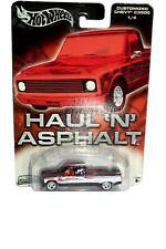 2004 Hot Wheels Auto Affinity Haul 'N Asphalt Customized Chevy C3500 1OF4
