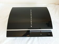 Sony PS3 Console Only - CECHP03 160gb piano black replacement unit