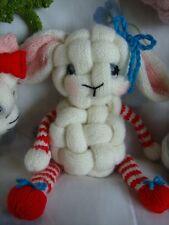 Spheripets - Cat, Frog, Bunny, Teddy, Ball - Easy Soft Toy Knitting Pattern