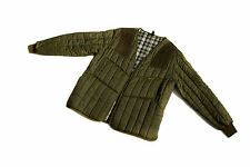 MEN'S BARBOUR SHOOTING HUNTING QUILTED JACKET XL OLIVE BNWOT