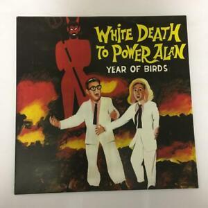 YEAR OF BIRDS – WHITE DEATH TO POWER ALAN  VINYL LP  (NEW)