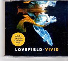 (FK494) Love Field, Vivid - 2003 CD