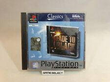 FADE TO BLACK SONY PLAYSTATION 1 2 3 ONE PS1 PS2 PS3 PSX PAL ITALIANO COMPLETO