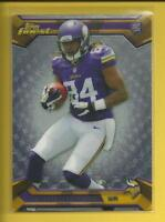 Cordarrelle Patterson RC 2013 Topps Finest Rookie Card # 125 Vikings Patriots