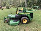 """John Deere 997 Z Trak Zero Turn Lawn Mower 72"""" Deck 31hp Yanmar Diesel 1,860 hrs"""