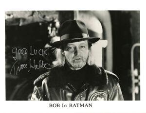 TRACEY WALTER SIGNED AUTOGRAPHED 8x10 PHOTO BOB THE GOON BATMAN BECKETT BAS