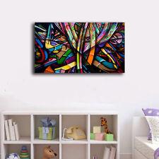 60×100×3cm Graffiti Art Canvas Prints Framed Wall Art Home Decor Gift Painting V